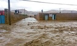 احتمال وقوع سیلاب و رواناب در طبس، فردوس و بشرویه