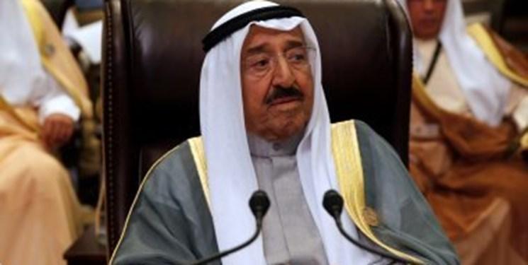 امیر کویت در گذشت