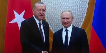 بررسی آخرین تحولات منطقه و سوریه در ملاقات آتی اردوغان با پوتین