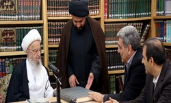 توصیه های آیت الله مکارم شیرازی خطاب به شهردار تهران