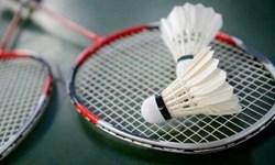 رقابت بدمینتونبازان قم در لیگ بصیرت / پایگاه صبحگاهی ورزش بانوان قم افتتاح شد