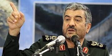 هشدار فرمانده کل سپاه به عربستان، امارات و پاکستان