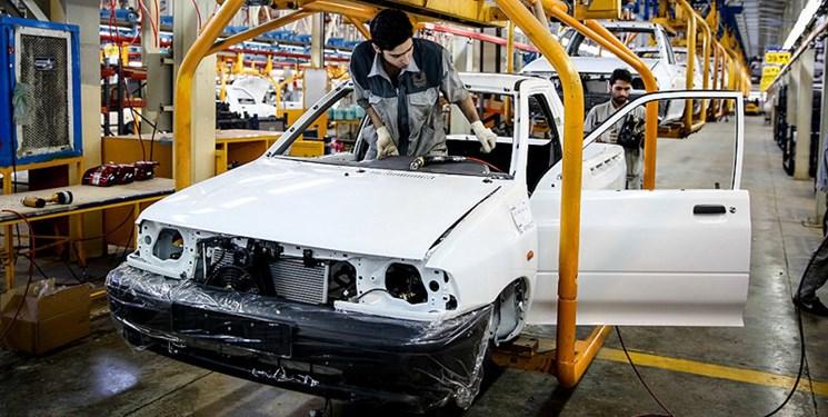 کاهش ارزبری پراید به کمتر از 1000 دلار تا پایان امسال/تکمیل خودروهای ناقص