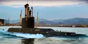اولین حضور عملیاتی زیردریایی فاتح در رزمایش ذوالفقار ارتش