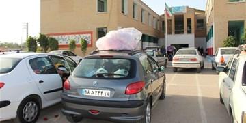 آمادهسازی 6 مدرسه برای اسکان مسافرین نوروزی خمین