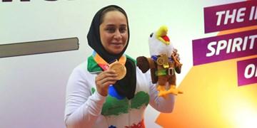 کمیته بینالمللی پارالمپیک: جوانمردی، ملکه تپانچه جهان در میان 10 ستاره برتر سیدنی