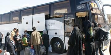 رانندگان اتوبوس مراقب باشید یکسال محروم نشوید/ سوار کردن مسافران کرونایی مطلقاً ممنوع!