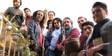 کنسرت گروه «همایون» در همدان اجرا میشود
