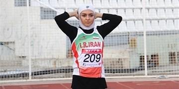 دوومیدانی استانبول| فصیحی رکورد 60 متر ایران را شکست