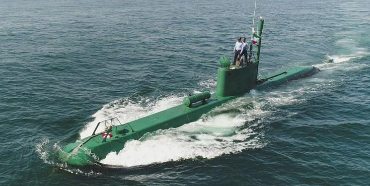 نقاط قوت زیردریایی کلاس غدیر از زبان فرمانده کارخانجات نداجا