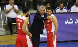 ایزدپناه: تیم ملی بسکتبال آرامش میخواهد چه با شاهین طبع چه با مربی دیگر