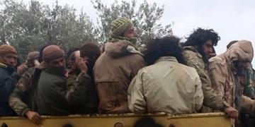 تسلیم شدن ۲۰۰۰ داعشی در منطقه «الباغوز» سوریه