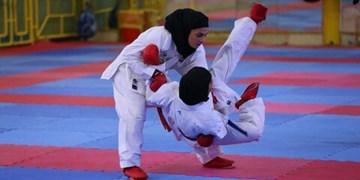 برگزاری مسابقات انتخابی المپیاد استعدادهای برتر کاراته در زنجان