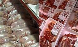 1635 تن گوشت قرمز و 2600 تن گوشت مرغ یارانهای در آذربایجانغربی توزیع شد