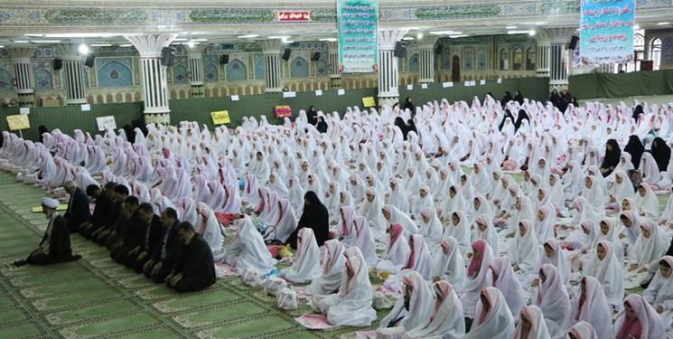 ترویج فرهنگ اقامه نماز در مسجدی مجازی با حضور پویای ۱۰۰ نوجوان