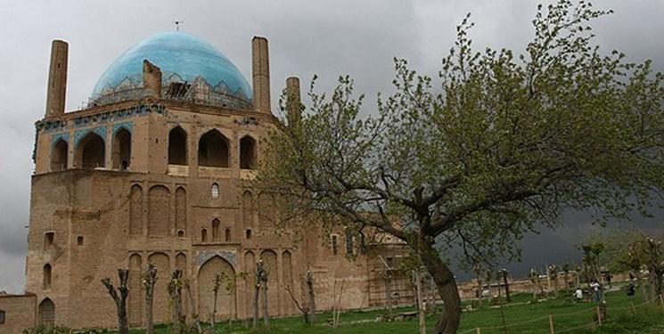 خواناسازی برج بزرگ سلطانیه