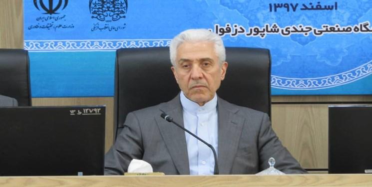 وزیر علوم درگذشت پدر رئیس سازمان امور دانشجویان را تسلیت گفت