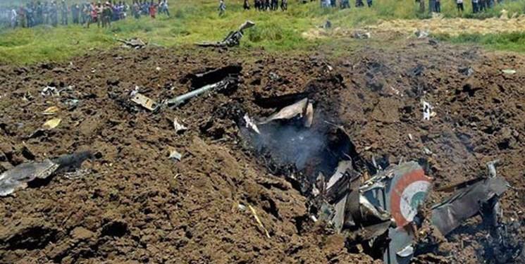 پاکستان 2 جنگنده هندی را سرنگون کرد + فیلم
