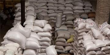 کشف ۲ تن آرد قاچاق در دورود