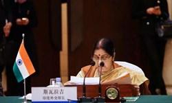 وزیر خارجه هند: خواهان ادامه تنش با پاکستان نیستیم