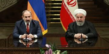 ابراز خرسندی «روحانی» از مواضع دولت ارمنستان نسبت به تحریمهای غیرمنطقی و غیرقانونی