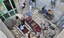 سهم هر خانوار چهارمحالی از آب، 16 مترمکعب در ماه/ مشترکین  از شستن فرش در خانه پرهیز کنند