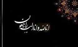 نویسنده  باسابقه ورزشی  درگذشت