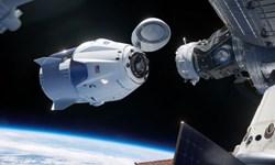 دراگون فضانوردان ناسا را به زمین رساند