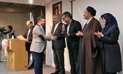موفقیت خبرنگار قمی در جشنواره ملی رسانه و نیرو
