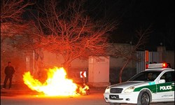 مانور پیشگیری از حوادث در زنجان برگزار شد