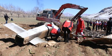 سقوط یک فروند بالگرد در لرستان/ تعداد کشته و زخمیها هنوز مشخص نیست