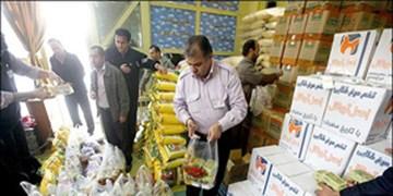 توزیع ۲۴ تن کالای تنظیم بازاری  در بهمئی