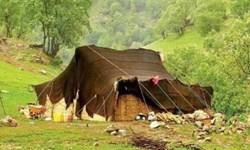 حفظ اصالت زندگی عشايری در سياه چادرها