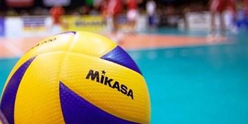 حضور والیبالیست نوجوان قم در تیم ملی