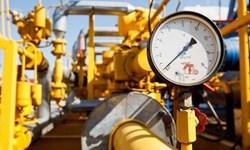 کاهش ۱۰ درصدی صادرات گاز ایران در سال ۹۷