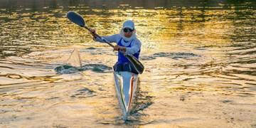 هدیه کاظمی در انتخابی المپیک با اقتدار فینالیست شد اما سهمیه نگرفت