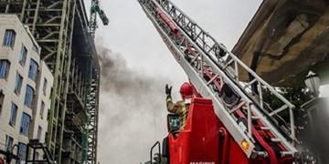 دست آتشنشانان به پشت بام نمیرسد/ نردبان وصال فقط 50 میلیارد تومان!
