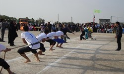 اختتامیه المپیاد یکهزار نفری ورزشهای بومیمحلی خوزستان در اهواز برگزار میشود