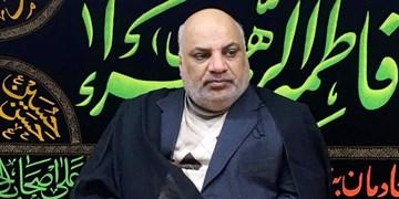 حمید منتظر رئیس کانون مداحان استان تهران شد
