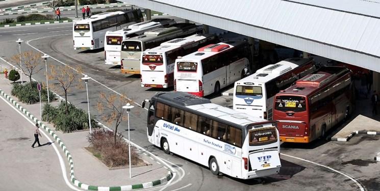 تردد اتوبوس ها با 40درصد ظرفیت در دوران کرونا/ عدم رعایت پروتکل ها جرمانگاری میشود