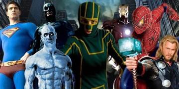 اخراج دسته جمعی کارکنان هالیوود به خاطر کرونا/سوپرمن ها در چنگال ویروس ۲۰۰ نانو متری