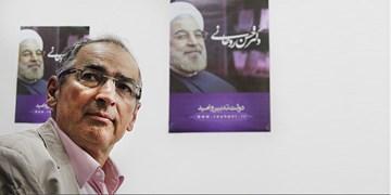 زیباکلام: کارگزاران امیدوارند ستاره بخت علی لاریجانی به یک باره بشکفد