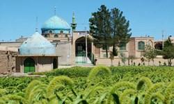 برگزاری مراسم تحویل سال در جوار امامزاده سلطان ابوالقاسم خوسف/ اعلام جزئیات مراسم