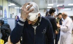 5 نفر در آیین چهارشنبه سوری بوشهر مصدوم شدند