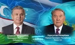 مبارزه با کرونا محور گفتوگوی تلفنی «میرضیایف» و «نظربایف»