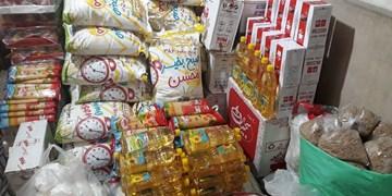 توزیع ۳۳۰۰ بسته غذایی برای نیازمندان شهر تهران