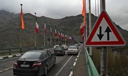 محدودیتهای ترافیکی ورود و خروجی تهران به اول آذر موکول شد/ تردد روان در محورهای هراز و فیروزکوه