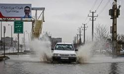 سامانه سنگین بارشی از امروز وارد میشود