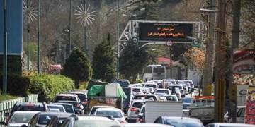 جاده چالوس یکطرفه میشود/ ادامه محدودیتهای ترافیکی تا پایان تعطیلات