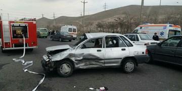 21 کشته و زخمی در تصادفات رانندگی اهر و هریس